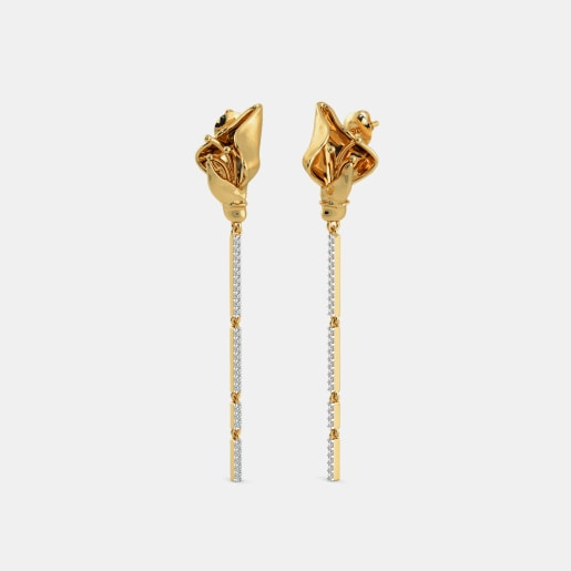 The Flamma Drop Earrings