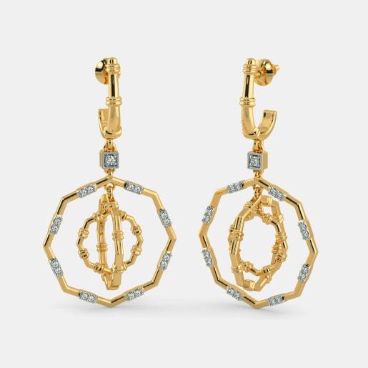 The Ashmiza Drop Earrings