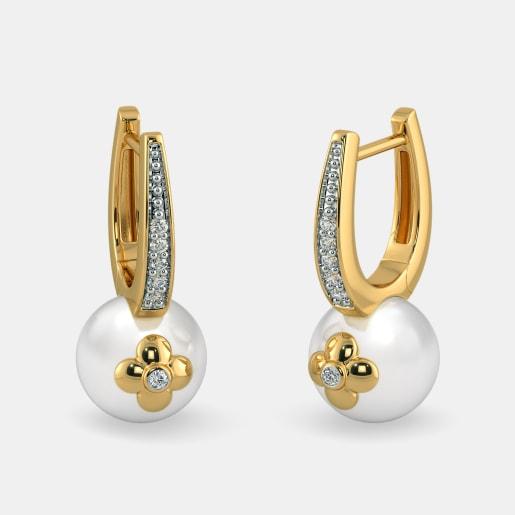 The Asya Drop Earrings