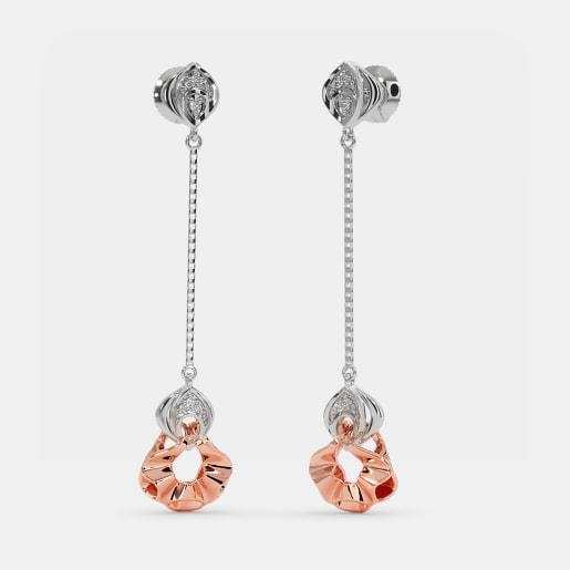 The Flor Drop Earrings