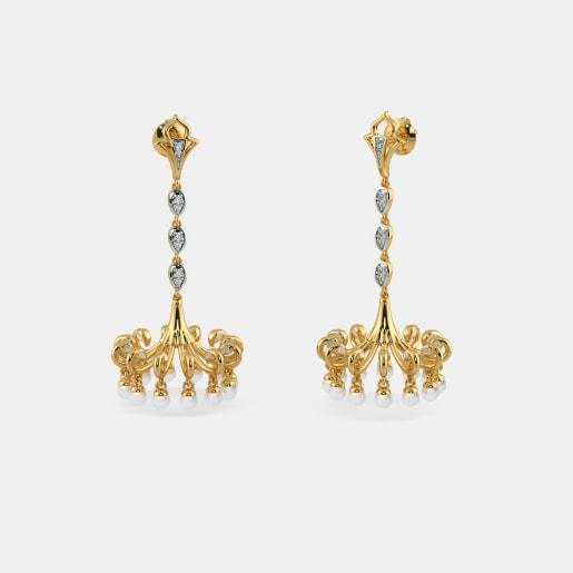 latest gold jhumka earrings designs 2018 jewelry