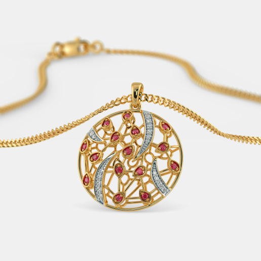 The Yogini Pendant