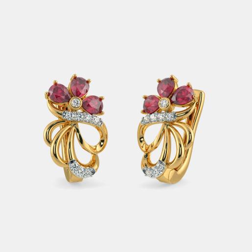 The Bertha Stud Earrings