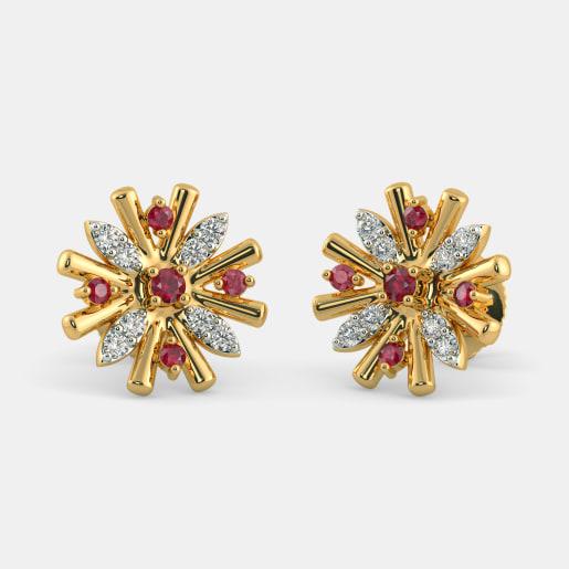 The Mercia Stud Earrings