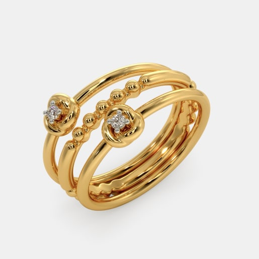 The Shifra Stackable Ring