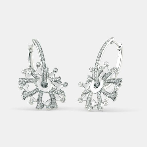 The Elaheh Hoop Earrings