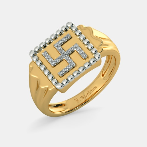 Buy 50 Diamond Ring Designs line in India 2018