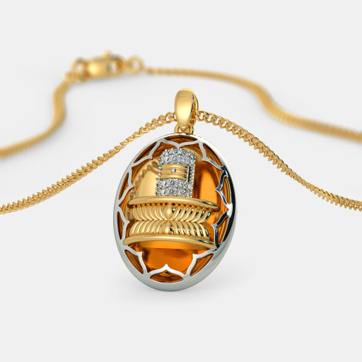 The Gangadhara Pendant