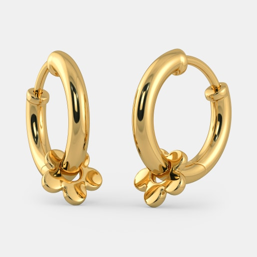 The Infinite Affection Earrings For Kids