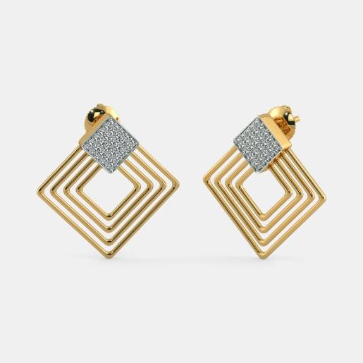 The Quadra Earrings