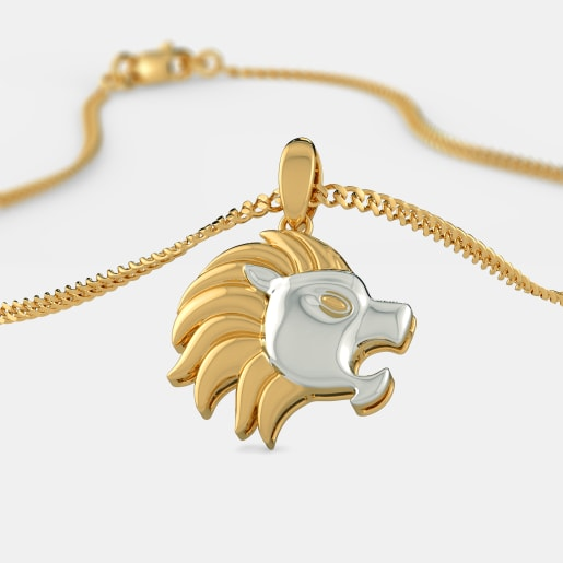 The Lion Pendant