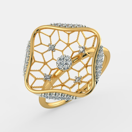 The Genevieve Ring