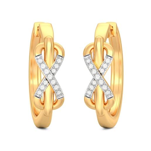 The Madina Hoop Earrings