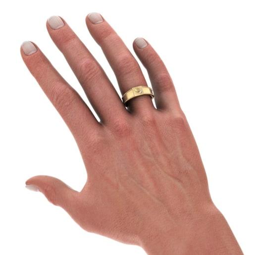 The Rajasvi Trishool Ring