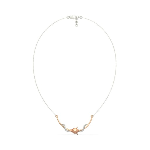The Dewy Tulip Necklace