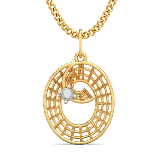 The Outstanding O Pendant
