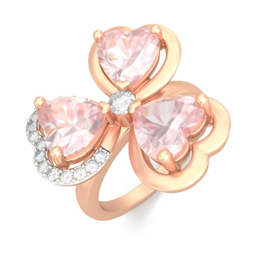 The Elea Heart Ring