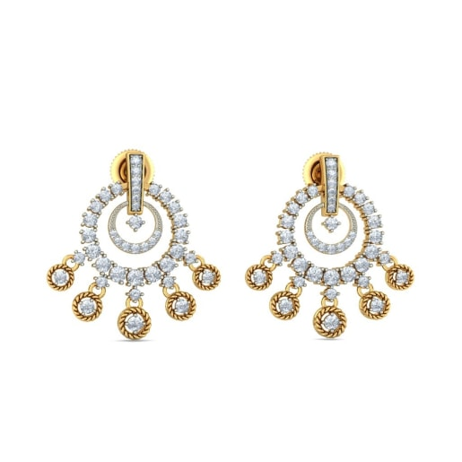 The Shreshta Vibhushana Earrings