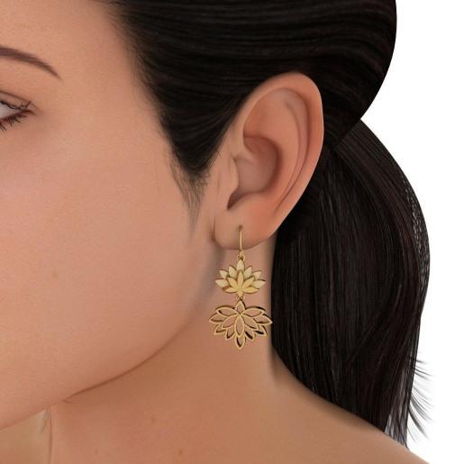 The Padmalakshmi Earring
