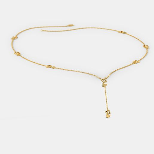 The Playful Love Necklace