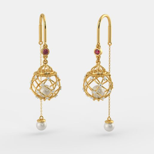 The Siena Sui Dhaga Earrings