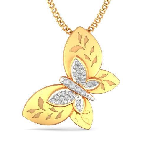 The Vivian Butterfly Pendant