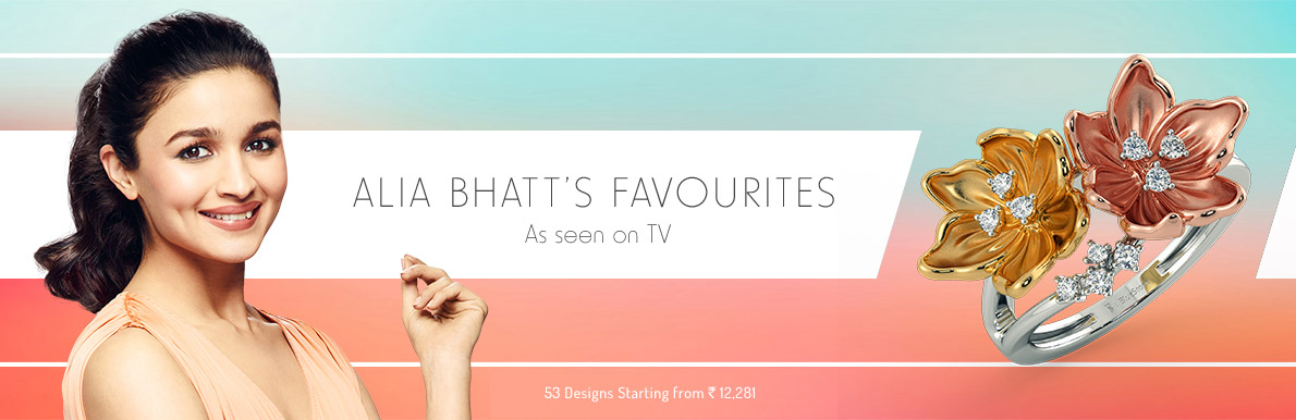 Alia Bhatts Favourites - As Seen On TV